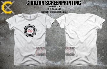 Ignite Waterloo 14 Super Secret T-shirt Design Revealed